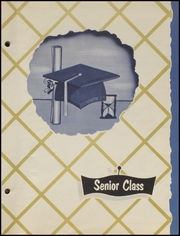 Page 9, 1954 Edition, Clayton High School - Bulldog Yearbook (Clayton, OK) online yearbook collection
