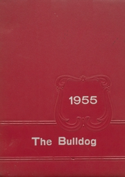 1955 Edition, Clayton High School - Bulldog Yearbook (Clayton, OK)
