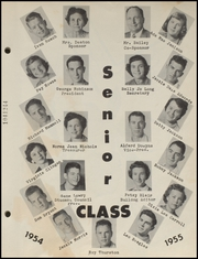 Page 11, 1955 Edition, Clayton High School - Bulldog Yearbook (Clayton, OK) online yearbook collection