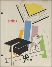 Page 9, 1955 Edition, Clayton High School - Bulldog Yearbook (Clayton, OK) online yearbook collection