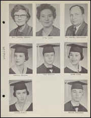 Page 17, 1959 Edition, Clayton High School - Bulldog Yearbook (Clayton, OK) online yearbook collection