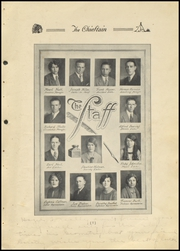 Page 13, 1927 Edition, Quapaw High School - Wildcat Yearbook (Quapaw, OK) online yearbook collection