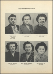 Page 36, 1953 Edition, Quapaw High School - Wildcat Yearbook (Quapaw, OK) online yearbook collection