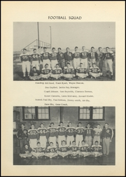 Page 44, 1953 Edition, Quapaw High School - Wildcat Yearbook (Quapaw, OK) online yearbook collection