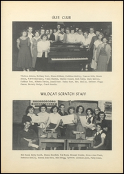 Page 53, 1953 Edition, Quapaw High School - Wildcat Yearbook (Quapaw, OK) online yearbook collection