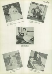 Page 14, 1951 Edition, Shattuck High School - Indian Yearbook (Shattuck, OK) online yearbook collection