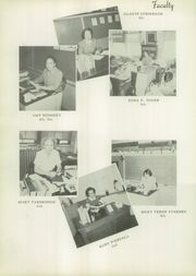 Page 16, 1951 Edition, Shattuck High School - Indian Yearbook (Shattuck, OK) online yearbook collection