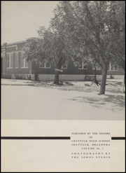 Page 7, 1953 Edition, Shattuck High School - Indian Yearbook (Shattuck, OK) online yearbook collection