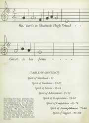 Page 14, 1956 Edition, Shattuck High School - Indian Yearbook (Shattuck, OK) online yearbook collection