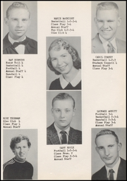 Page 17, 1957 Edition, Ketchum High School - Warrior Yearbook (Ketchum, OK) online yearbook collection