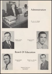 Page 9, 1957 Edition, Ketchum High School - Warrior Yearbook (Ketchum, OK) online yearbook collection