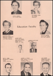 Page 11, 1959 Edition, Ketchum High School - Warrior Yearbook (Ketchum, OK) online yearbook collection