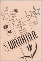 Page 7, 1959 Edition, Ketchum High School - Warrior Yearbook (Ketchum, OK) online yearbook collection