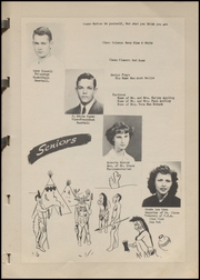 Page 17, 1951 Edition, Ninnekah High School - Owl Yearbook (Ninnekah, OK) online yearbook collection