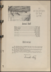 Page 7, 1951 Edition, Ninnekah High School - Owl Yearbook (Ninnekah, OK) online yearbook collection
