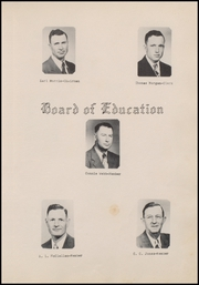 Page 11, 1953 Edition, Ninnekah High School - Owl Yearbook (Ninnekah, OK) online yearbook collection