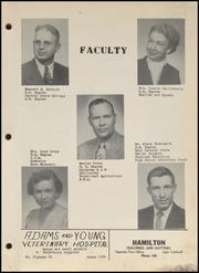 Page 13, 1956 Edition, Ninnekah High School - Owl Yearbook (Ninnekah, OK) online yearbook collection