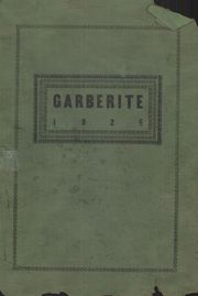 Garber High School - Wolverine Yearbook (Garber, OK) online yearbook collection, 1925 Edition, Page 1