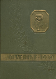 1930 Edition, Garber High School - Wolverine Yearbook (Garber, OK)