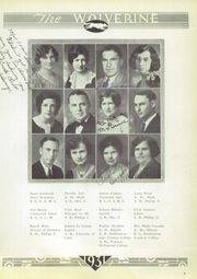 Page 13, 1931 Edition, Garber High School - Wolverine Yearbook (Garber, OK) online yearbook collection