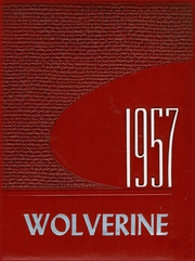 Garber High School - Wolverine Yearbook (Garber, OK) online yearbook collection, 1957 Edition, Page 1