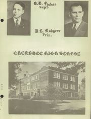 Page 9, 1947 Edition, Cherokee High School - Arrowhead Yearbook (Cherokee, OK) online yearbook collection