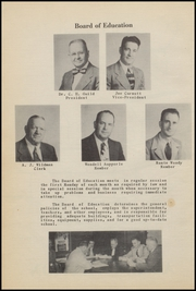 Page 12, 1949 Edition, Shidler High School - Gusher Yearbook (Shidler, OK) online yearbook collection