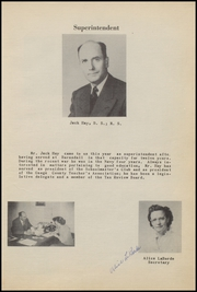 Page 13, 1949 Edition, Shidler High School - Gusher Yearbook (Shidler, OK) online yearbook collection