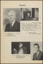 Page 14, 1949 Edition, Shidler High School - Gusher Yearbook (Shidler, OK) online yearbook collection