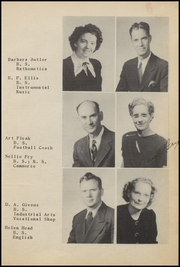 Page 15, 1949 Edition, Shidler High School - Gusher Yearbook (Shidler, OK) online yearbook collection