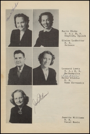 Page 16, 1949 Edition, Shidler High School - Gusher Yearbook (Shidler, OK) online yearbook collection
