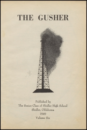 Page 7, 1949 Edition, Shidler High School - Gusher Yearbook (Shidler, OK) online yearbook collection