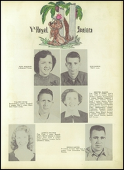 Page 11, 1954 Edition, Shidler High School - Gusher Yearbook (Shidler, OK) online yearbook collection