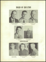 Page 8, 1954 Edition, Shidler High School - Gusher Yearbook (Shidler, OK) online yearbook collection