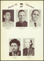 Page 10, 1954 Edition, Hulbert High School - Rider Yearbook (Hulbert, OK) online yearbook collection