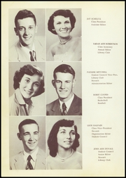 Page 14, 1954 Edition, Hulbert High School - Rider Yearbook (Hulbert, OK) online yearbook collection