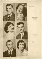 Page 16, 1954 Edition, Hulbert High School - Rider Yearbook (Hulbert, OK) online yearbook collection