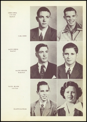 Page 17, 1954 Edition, Hulbert High School - Rider Yearbook (Hulbert, OK) online yearbook collection