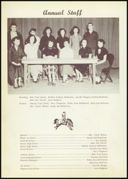 Page 8, 1954 Edition, Hulbert High School - Rider Yearbook (Hulbert, OK) online yearbook collection