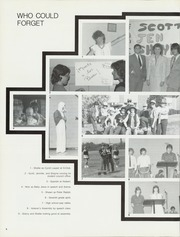 Page 10, 1985 Edition, Hulbert High School - Rider Yearbook (Hulbert, OK) online yearbook collection