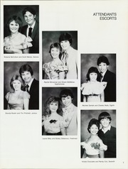 Page 9, 1985 Edition, Hulbert High School - Rider Yearbook (Hulbert, OK) online yearbook collection