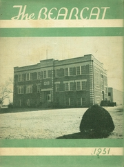 1951 Edition, Mooreland High School - Bearcat Yearbook (Mooreland, OK)