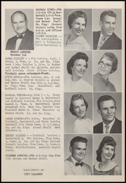Page 10, 1959 Edition, Minco High School - Bulldog Yearbook (Minco, OK) online yearbook collection