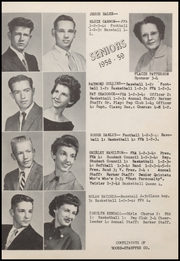 Page 11, 1959 Edition, Minco High School - Bulldog Yearbook (Minco, OK) online yearbook collection