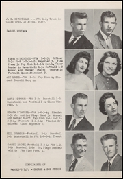 Page 12, 1959 Edition, Minco High School - Bulldog Yearbook (Minco, OK) online yearbook collection