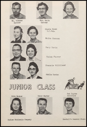 Page 14, 1959 Edition, Minco High School - Bulldog Yearbook (Minco, OK) online yearbook collection