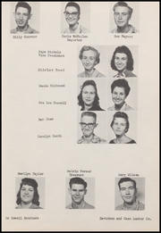 Page 15, 1959 Edition, Minco High School - Bulldog Yearbook (Minco, OK) online yearbook collection