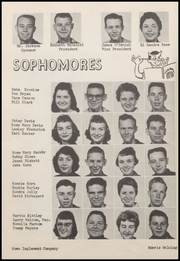 Page 16, 1959 Edition, Minco High School - Bulldog Yearbook (Minco, OK) online yearbook collection