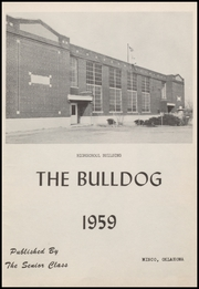Page 7, 1959 Edition, Minco High School - Bulldog Yearbook (Minco, OK) online yearbook collection