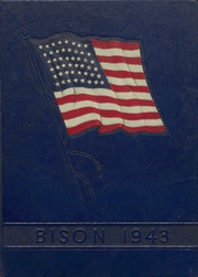 1943 Edition, Buffalo High School - Bison Yearbook (Buffalo, OK)